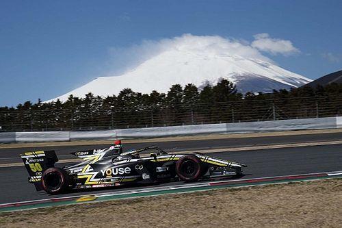 En Japón la Super Fórmula ha rodado este martes