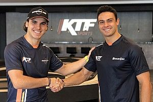 KTF anuncia Vitor Baptista e terceiro carro na Stock em 2020