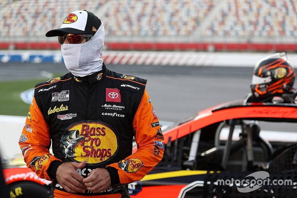 """Martin Truex Jr. on playoffs: """"We're ready to pounce"""""""