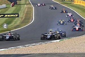 Положение в общем зачете Формулы 2 после второго уик-энда в Сильверстоуне
