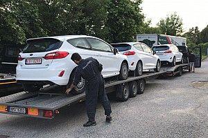 CIR: Motorsport Italia riceve le nuove Ford per l'ACI Team Italia