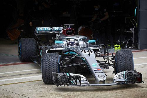 Hamilton vuelve a subirse a un Fórmula 1 en Silverstone