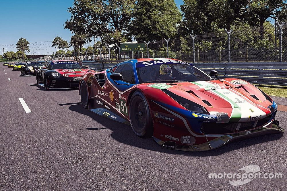 24 Hours of Le Mans Virtual: Drivers, cars, stream & more