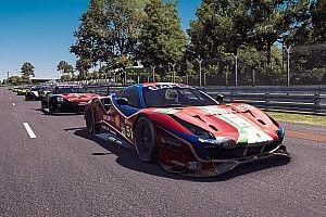 Virtual Le Mans, 2a Ora: penalità Leclerc, Perel miglior Ferrari