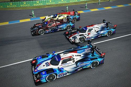 Na żywo: 24 Hours of Le Mans Virtual