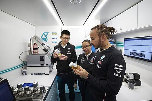 Röportaj: Mercedes-AMG Petronas F1 mühendisleri, Motorsport Türkiye'ye konuştu!