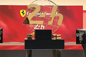 LIVE: Ferrari si prepara alla 24 Ore di Le Mans Virtual