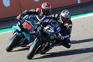 Yamaha being investigated over illegal MotoGP engines