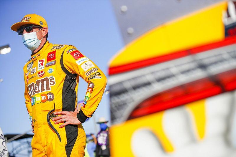 NASCAR Kembali Perketat Penggunaan Masker di Watkins Glen