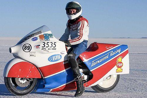 World Land Speed Record Holder Ralph Hudson Dead At 69
