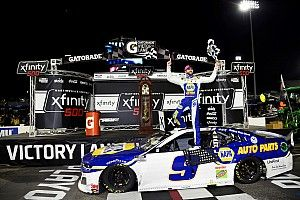 Chase Elliott had to win to get in but is no underdog at Phoenix