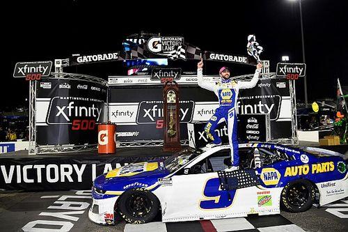 NASCAR Cup Series Championship 4 grid set