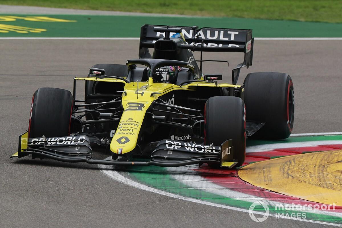 """Budkowski: """"Renault'nun güncellemeleri beklendiği gibi çalışıyor"""""""