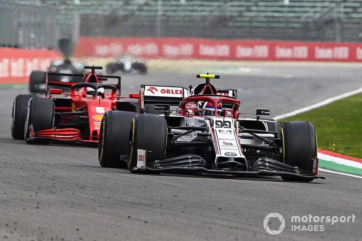 Elastyczne podejście Formuły 1
