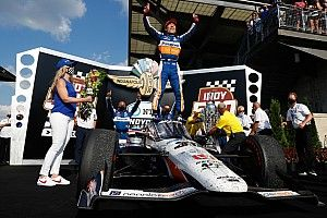 Indy 500: Sato scores second win under yellow after huge crash