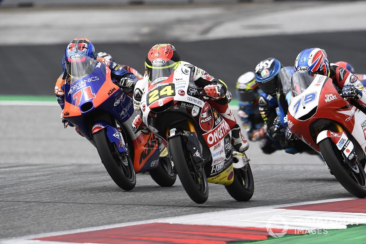 Moto3, Misano, Libere 2: Suzuki risponde a Fernandez
