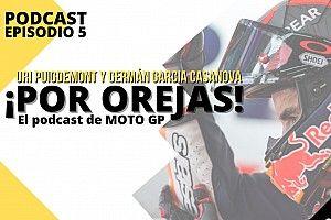 Podcast MotoGP 'Por Orejas': La traca final y el calvario de Márquez