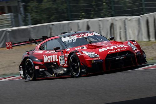 Suzuka Super GT: NISMO duo take surprise win from last