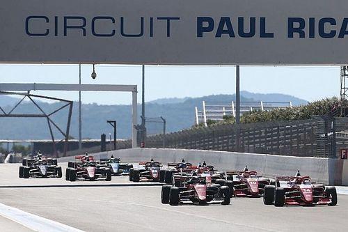 Смотрите прямо сейчас: гонка Формулы Regional на «Поль Рикаре»