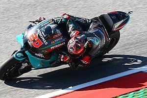 """Quartararo no longer """"as confident"""" about MotoGP title shot"""