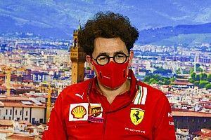 Binotto niet van plan in 2021 naar alle Grands Prix te komen
