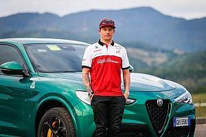 阿尔法·罗密欧:如果莱科宁想留在F1,就可以继续合作