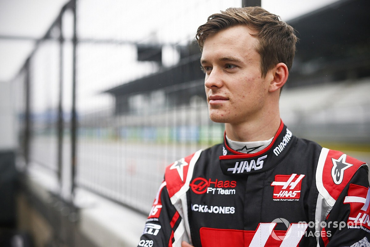 Ilott not on Haas shortlist for 2021 F1 seat