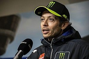 Rossi explains why he thinks Suzuki is so strong in 2020