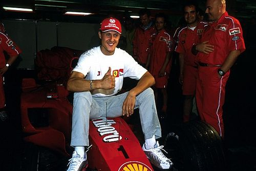 """""""Schumachernek nem is volt szüksége Hamiltonéhoz hasonló záradékra"""""""