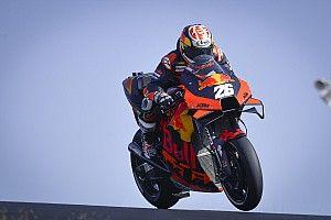Pedrosa podría estar ya rodando con la KTM de 2021