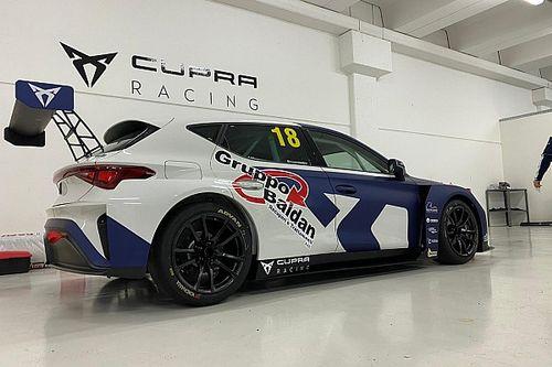 TCR Europe: Baldan porta al debutto la nuova Cupra di Elite a Spa