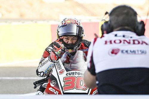 Nakagami logra histórica pole en el GP de Teruel de MotoGP