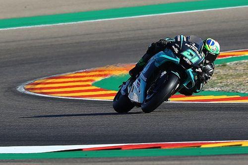 Teruel MotoGP: Morbidelli wins from Suzuki's Rins and Mir