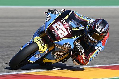 Moto2テルエル予選:ロウズが連続PP獲得でタイトルへ弾み。長島哲太Q1敗退