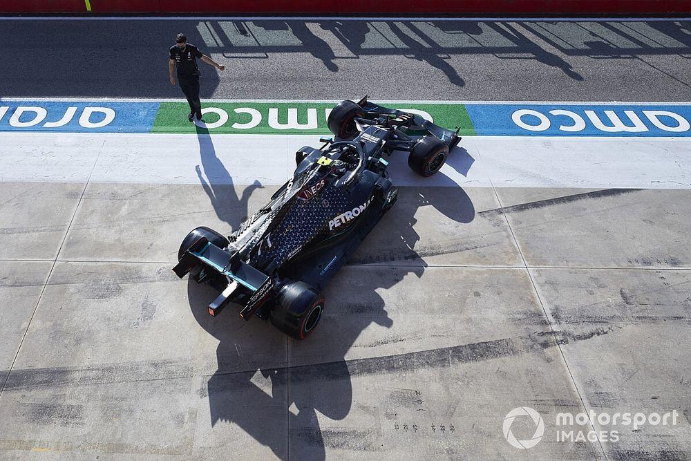 Mercedes announces launch date for 2021 F1 car
