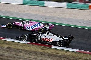Photos - Grande première pour les F1 en piste à Portimão