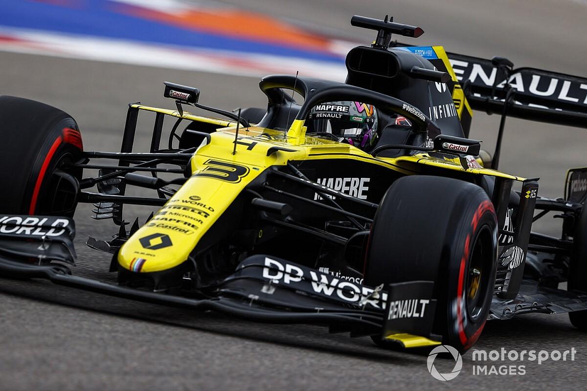 F1: Abiteboul afirma que Ricciardo foi chave no desenvolvimento da Renault