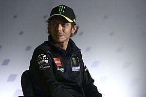 Rossi to miss Aragon GP after positive COVID-19 test