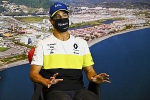 F1: Ricciardo se diz confiante que Renault pode ser forte em qualquer circuito