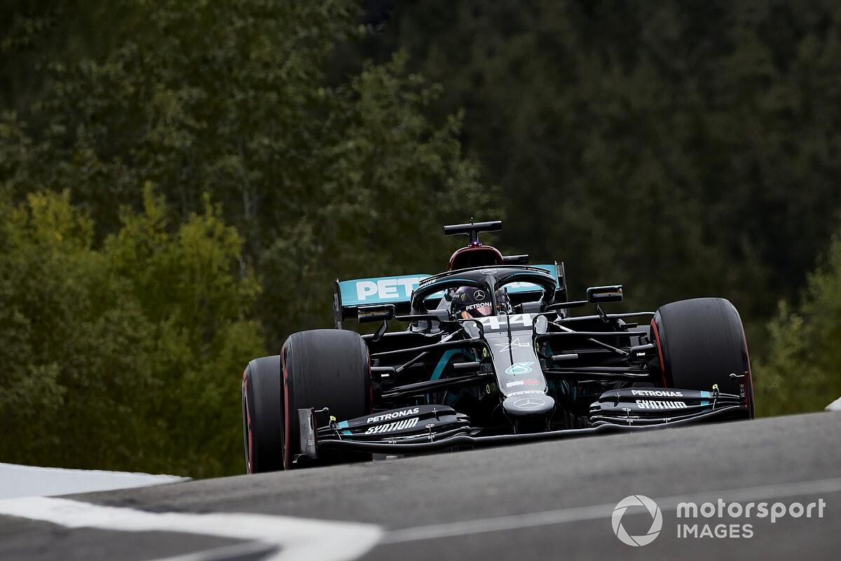 F1, Spa, Libere 3: Hamilton detta il passo, Ferrari a picco!
