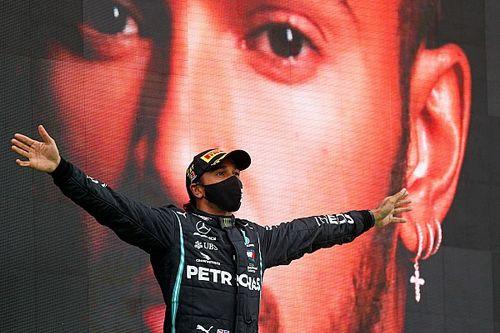 Lewis Hamilton: sono 7 titoli mondiali di F1 (video)