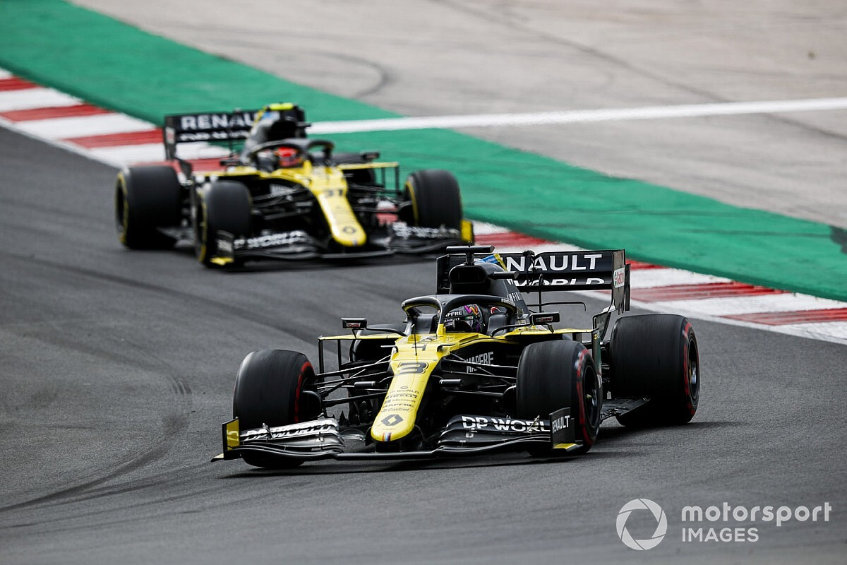"Renault: ""Strange"" Portugal form will help understand step back"
