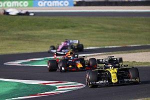 """Ricciardo net naast podium: """"Moeten blij zijn met resultaat"""""""