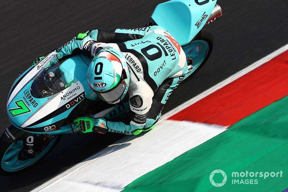 Moto3: Leopard conferma Foggia e firma Artigas per il 2021