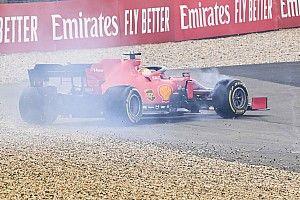 Las mejores fotos del GP de Eifel de F1 en Nürburgring
