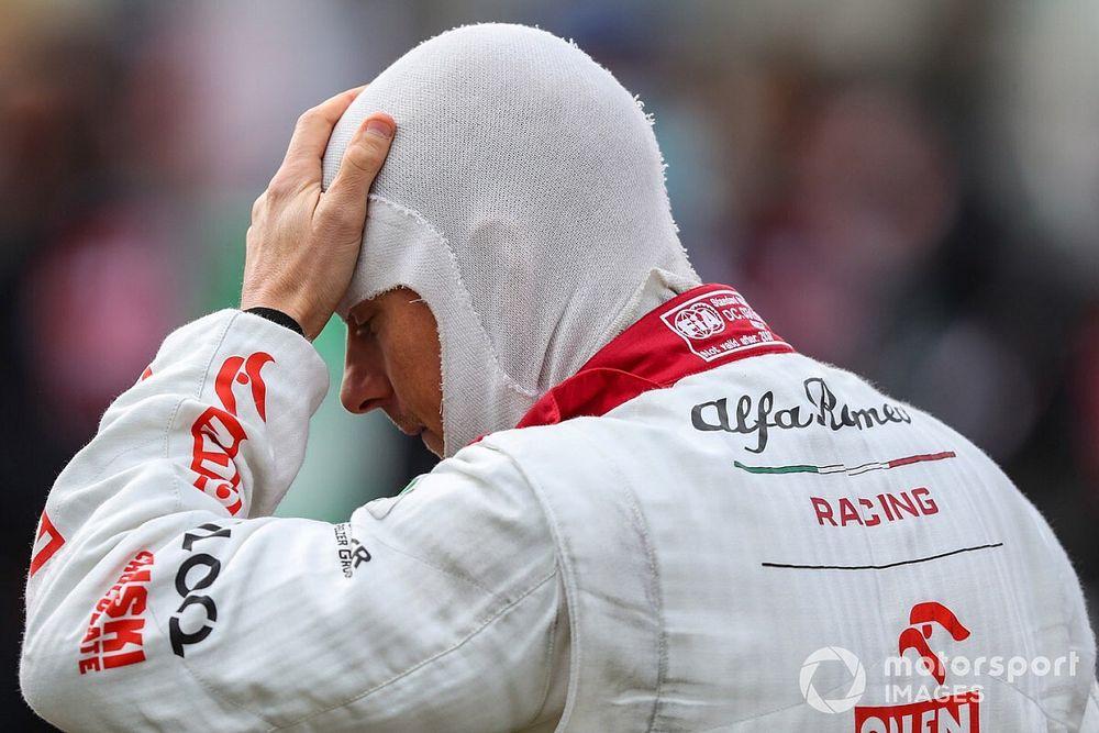 """Vasseur, Raikkonen'in yarış sayısı rekorundan """"hiç etkilenmemiş"""""""