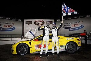 IMSA Charlotte: Garcia, Taylor score fifth win for Corvette