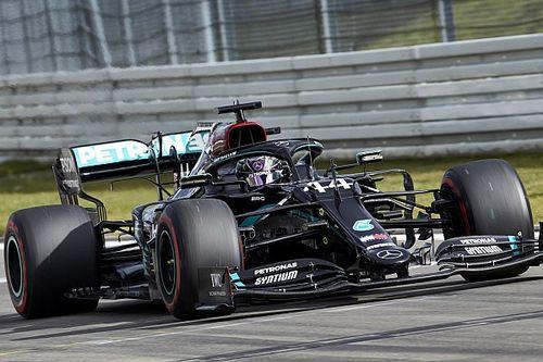 Volant de Hamilton : Mercedes n'a pas craint pour la sécurité