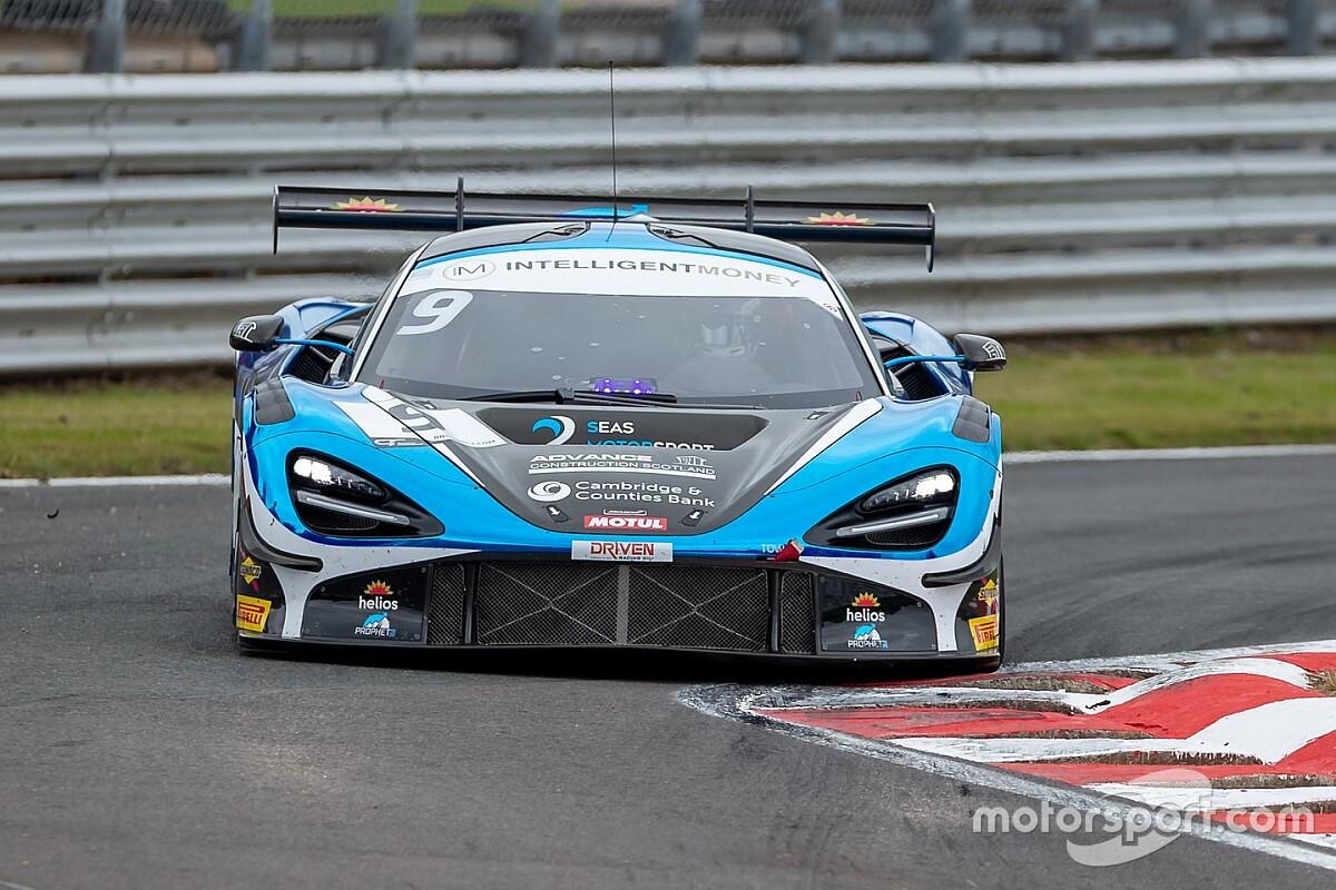 Dwa McLareny w DTM