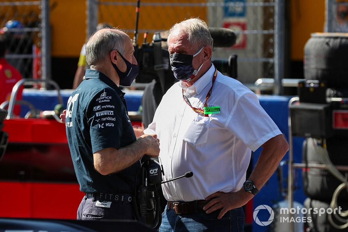 """Marko: """"Sürücü kadromuzun Bottas/Hamilton kadar iyi olup olmadığını göreceğiz"""""""
